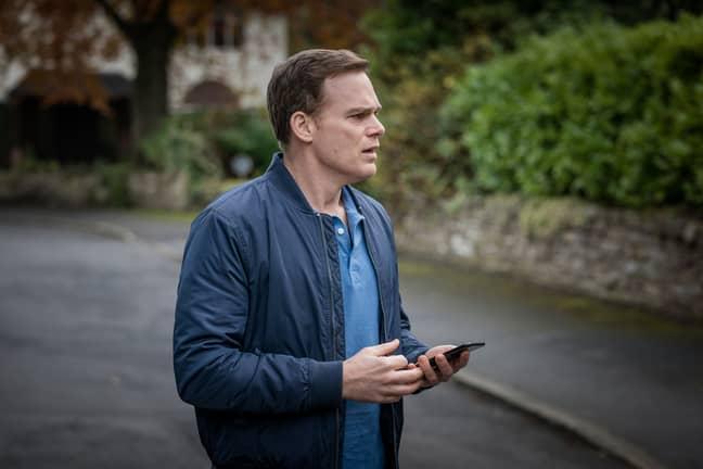 Desperate dad Tom sets on a mission to find his missing daughter (Credit: Netflix)