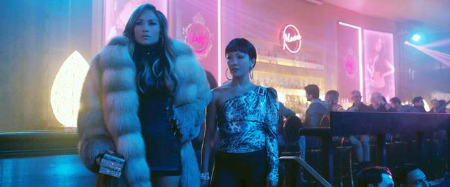 J.Lo is being tipped for an Oscar Credit: STX Entertainment