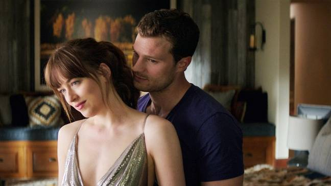 'Endings, Beginnings' is giving us serious 'Fifty Shades' vibes (Credit: Universal Pictures)