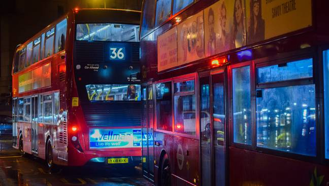 A petition has started online calling for women on low incomes to be offered free transport after dark (Credit: Unsplash)