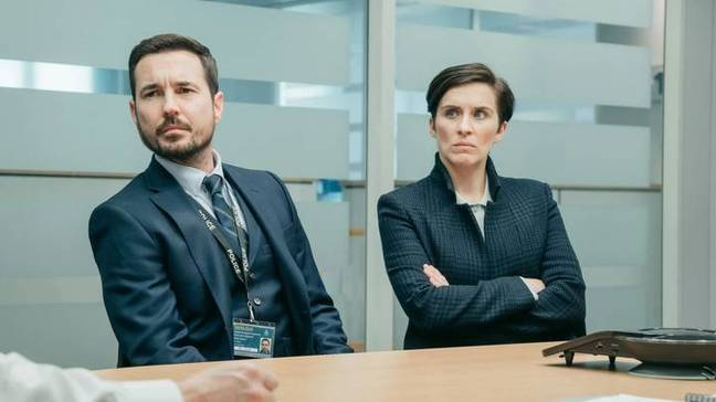 Line Of Duty just made the list of bingeable shows (Credit: BBC)