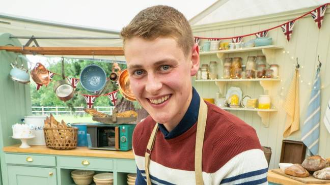 Peter won Bake Off 2020 (Credit: Channel 4)