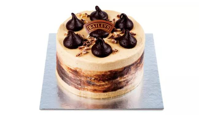 Why not get a Baileys marble cake in the mean time? (Credit: Baileys)