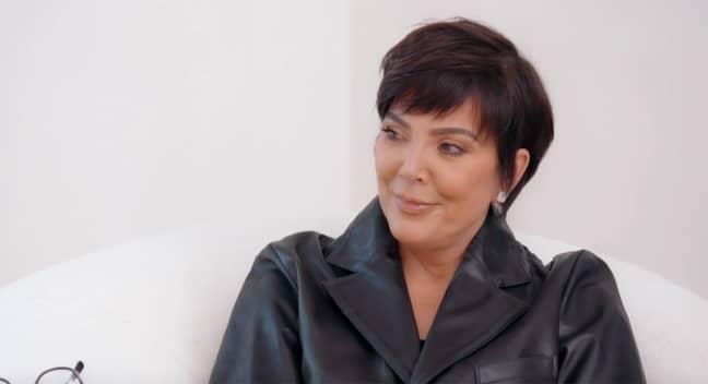 Kris said she wants Kim and Kanye to be 'happy and joyful' (Credit: E!/Hayu)