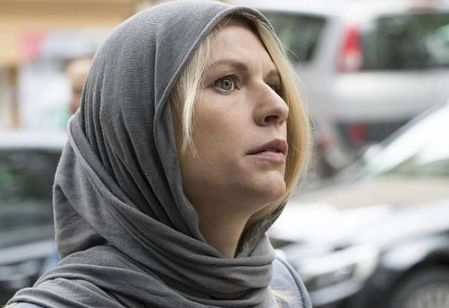 All eight seasons of Homeland are on All 4. (Credit: Showtime)