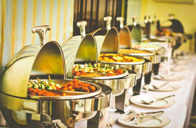 Buffets could be a thing of the past (Credit: Shutterstock)