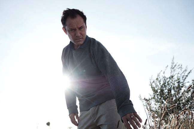 Jude Law's 'The Third Day' is available to UK viewers via Sky Atlantic (Credit: Sky / HBO)
