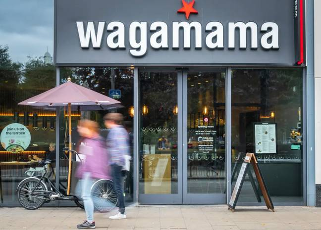 Wagamama has announced their new katsu curry flavoured smoothie (Credit: Shutterstock)