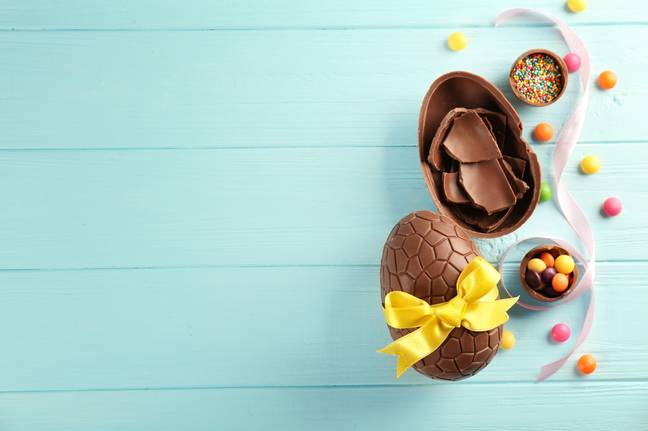 Each tasting officer will receive a selection 10 Easter eggs (Credit: Shutterstock)