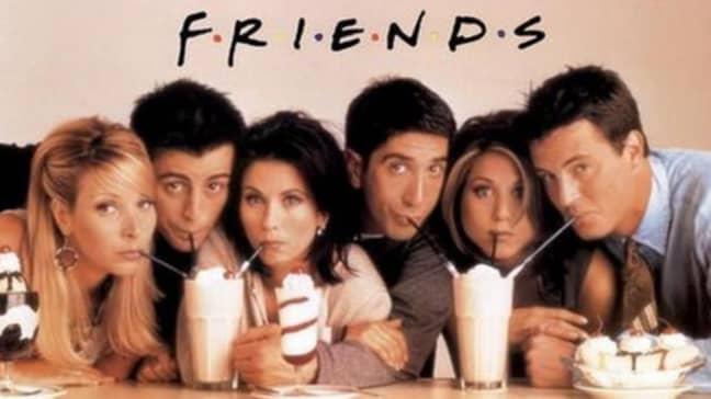 Friends! (Credit: Warner Bros.)