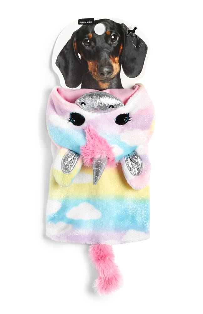 This little unicorn is also adorable (Credit: Primark)