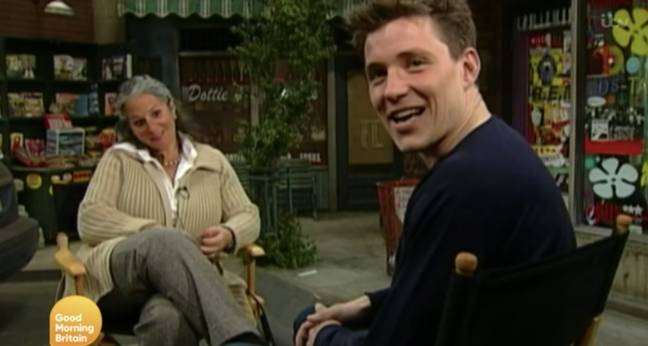 A young Ben cameo'd in Friends after being offered a small role (Credit: ITV)