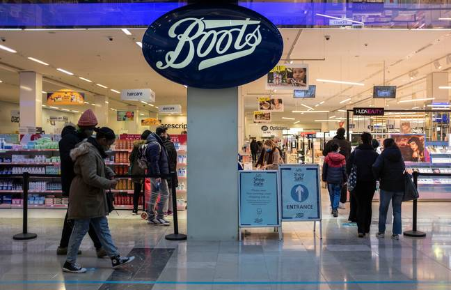 Boots is one of the high street pharmacies offering the pill (Credit: PA Images)