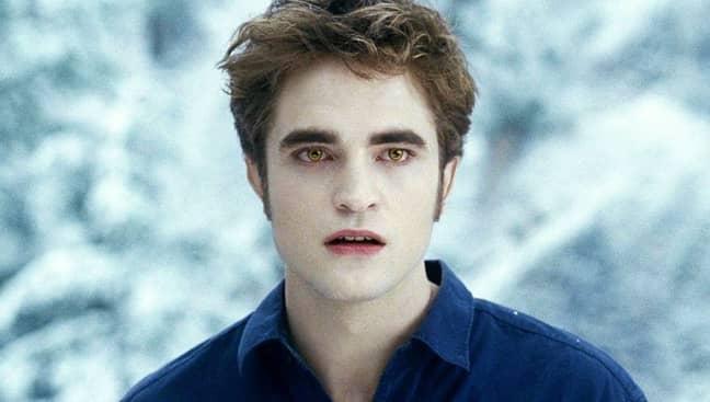 Robert Pattinson stars as Edward Cullen (Credit: Summit Entertainment)