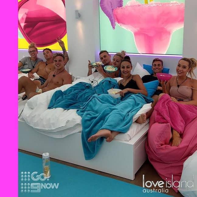 Love Island Australia season 1 ' Credit: Instagram/loveislandau