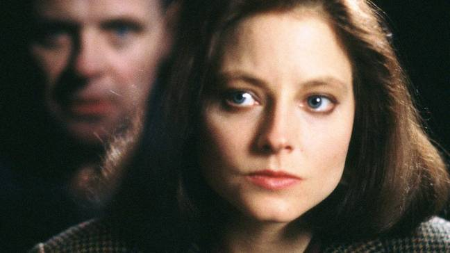 Jodie Foster played Clarice in the 1991 film, winning Best Actress for her performance at the Oscars (Credit: Orion Pictures)