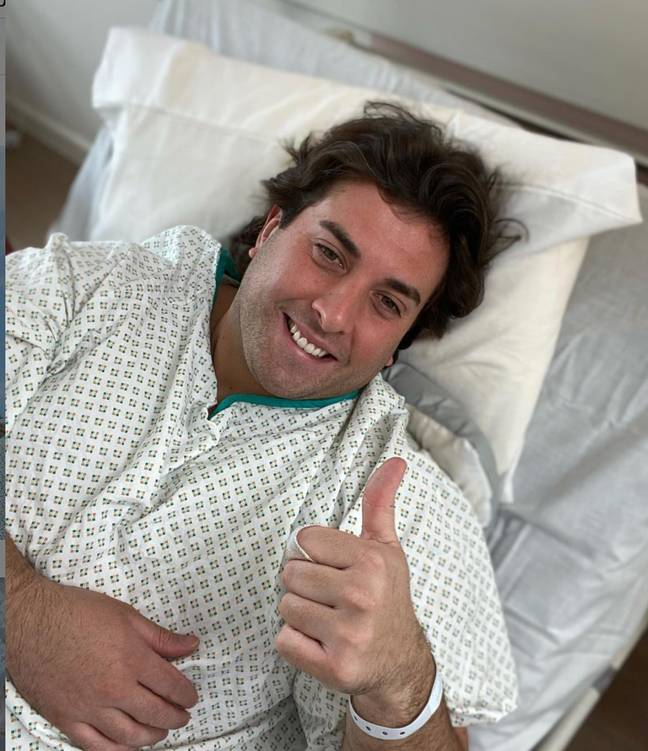 Arg revealed he has had gastric sleeve surgery (Credit: Instagram - realarg)