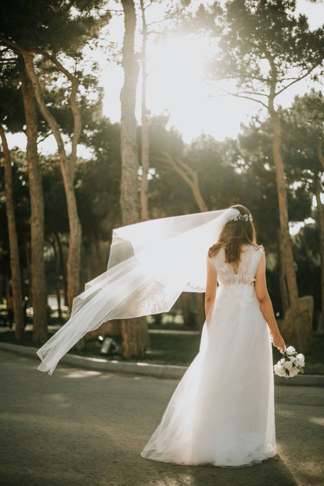 But others thought the bride just wanted a good time (Credit: Unsplash)