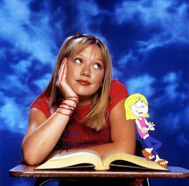 Hilary Duff took to her social media where she revealed the long-awaited reboot would not be happening (Credit: Disney)