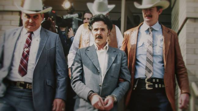 'The Confession Killer' investigates Henry Lee Lucas, who was once deemed to be the most prolific serial killer in history (Credit: Netflix)