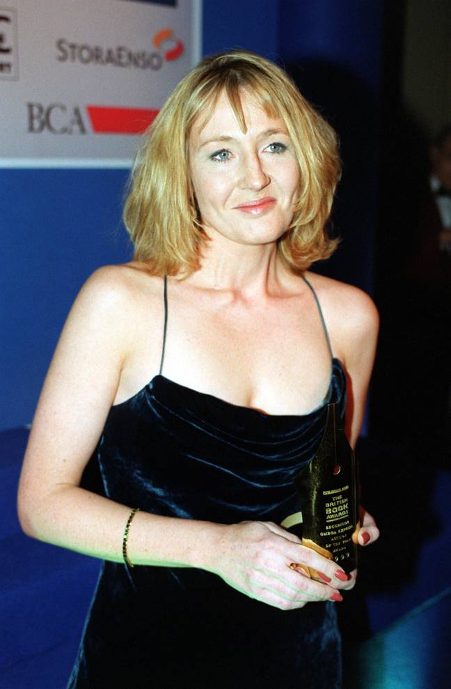 Rowling talked about how the abuse affected her to this day (Credit: PA)