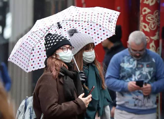 As of March 4 there were 93,567 known cases of the virus worldwide (Credit: PA)