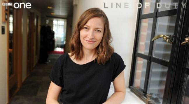 Kelly Macdonald was announced as AC-12's new adversary (Credit: BBC)