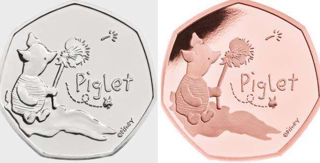 The coin will come in a range of finishes (Credit: Royal Mint)