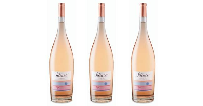 The Luberon Rosé Magnum costs £11.99 for a 150cl bottle (Credit: Aldi)