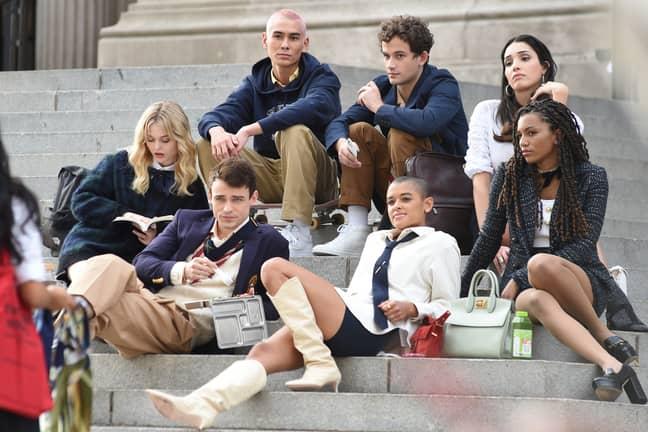 Gossip Girl's reboot will premiere in 2021 (Credit: Shutterstock)