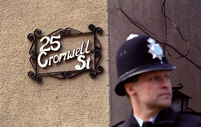 Many of the murders and much of the abuse took place at their home in Cromwell Street (Credit: PA)