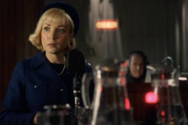 Trixie pushed for legal abortions in a new ep of Call The Midwife (Credit: BBC)