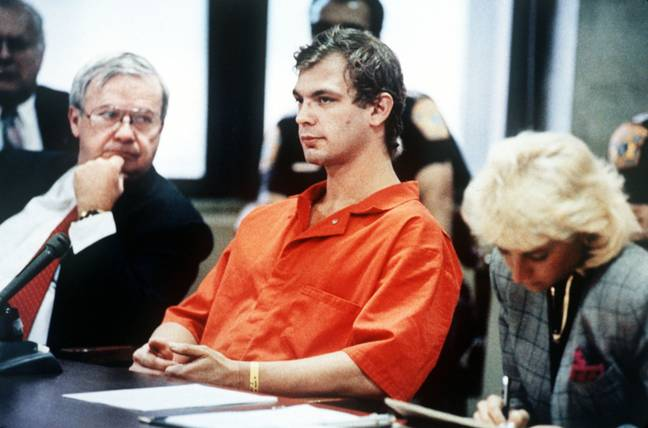 Jeffrey Dahmer died in 1994 after he was attacked by another inmate (Credit: Shutterstock)