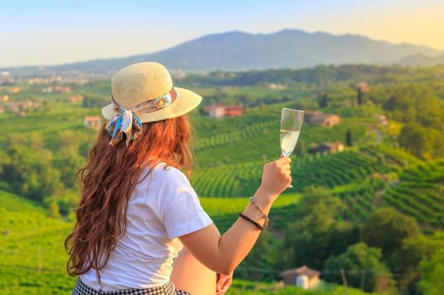 Head to Veneto for the finest prosecco (Credit: Shutterstock)
