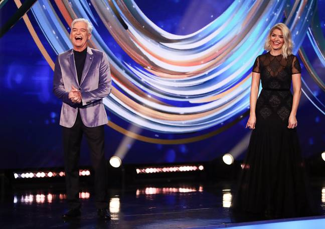 Holly and Phil have glam teams, as do the contestants (Credit: Shutterstock)