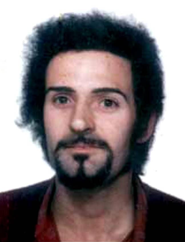 Sutcliffe died in prison last month (Credit: Shutterstock)