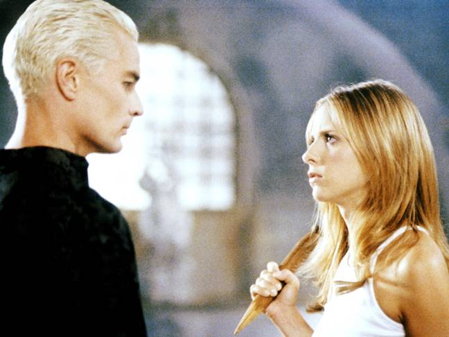 Spike v Angel has been a heated debate ever since the show ended (Credit: 20th Century Fox)