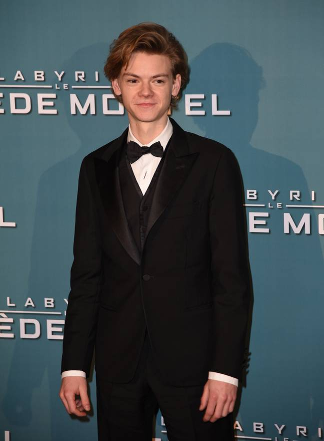 Thomas'  acting CV also includes Game of Thrones, Nanny McPhee and The Maze Runner (Credit: PA)