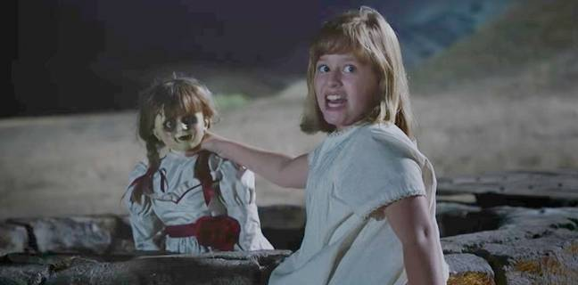 Annabelle: Creation had the most scary moments (Credit: New Line Cinema)