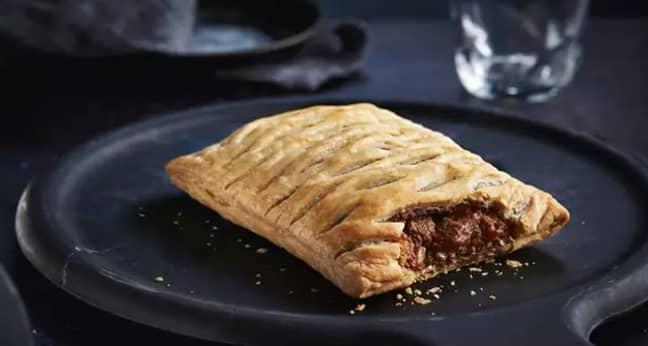 Greggs has even launched a Vegan Steak Bake (Credit: Greggs)