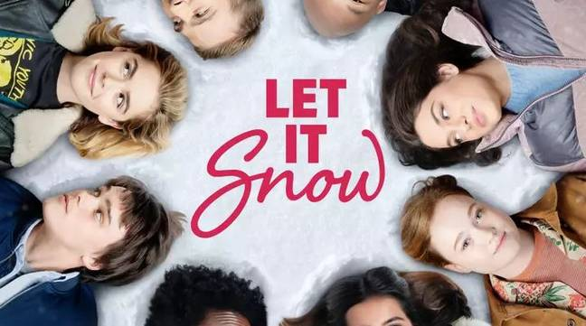 'Let It Snow' has viewers raving about it on social media. (Credit: Netflix)
