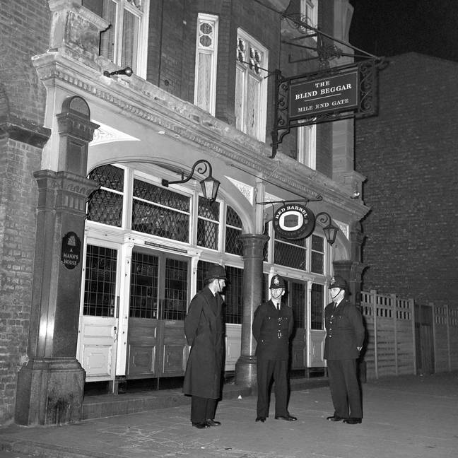 Police intensely investigated the Krays (Credit: PA Images)