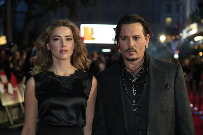 """Depp was called a """"wife beater"""" in an article the Sun published in 2018 (Credit: PA)"""