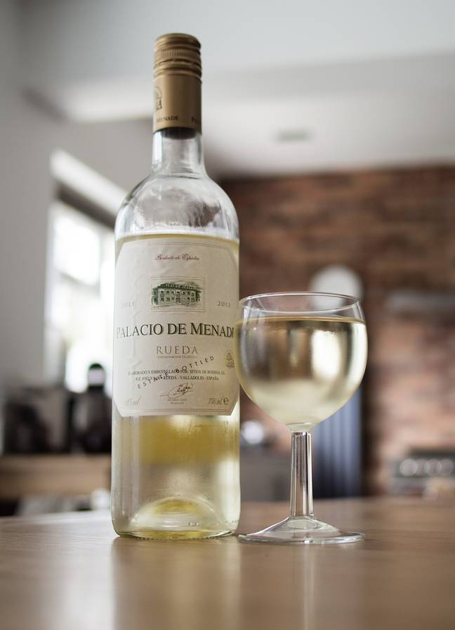 There's nothing worse than warm white wine (Credit: Unsplash)