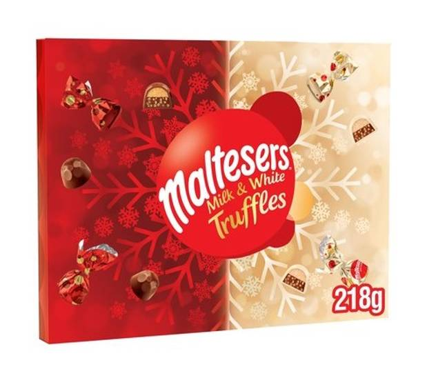 Maltesers has also launched brand new Truffles advent calendars