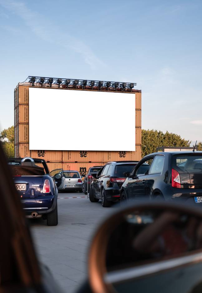 It's a drive-in event, so you'll need a vehicle (Credit: Unsplash)