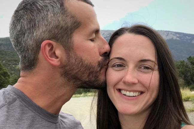Chris Watts murdered his wife Shanann Watts and their two young daughters in 2018 (Credit: Netflix)