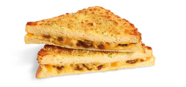 The brand new Three Cheese & Chutney Toastie makes its debut on the lunch menu (Credit: Costa)