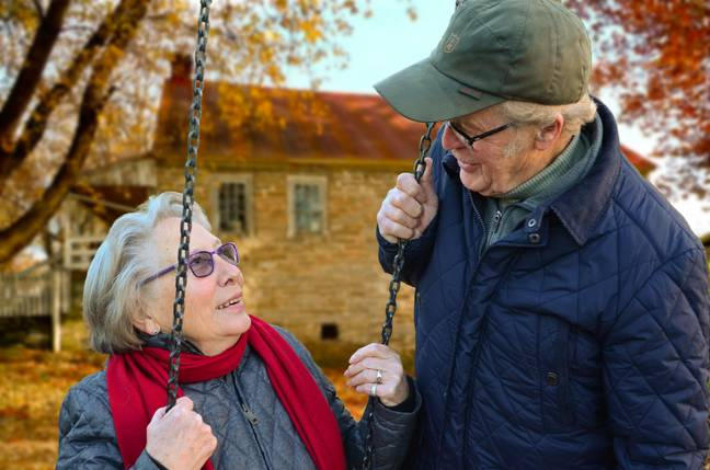 Charity Age UK warned that older people may not want to open the door to strangers (Credit: Pixabay)