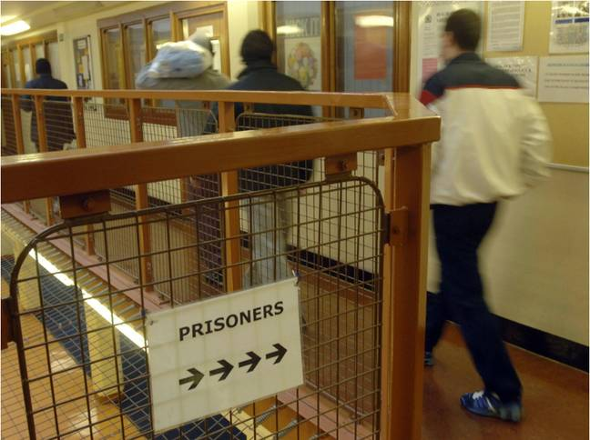 The notorious jail has been nicknamed 'HMP Hellmarsh' (Credit: PA)